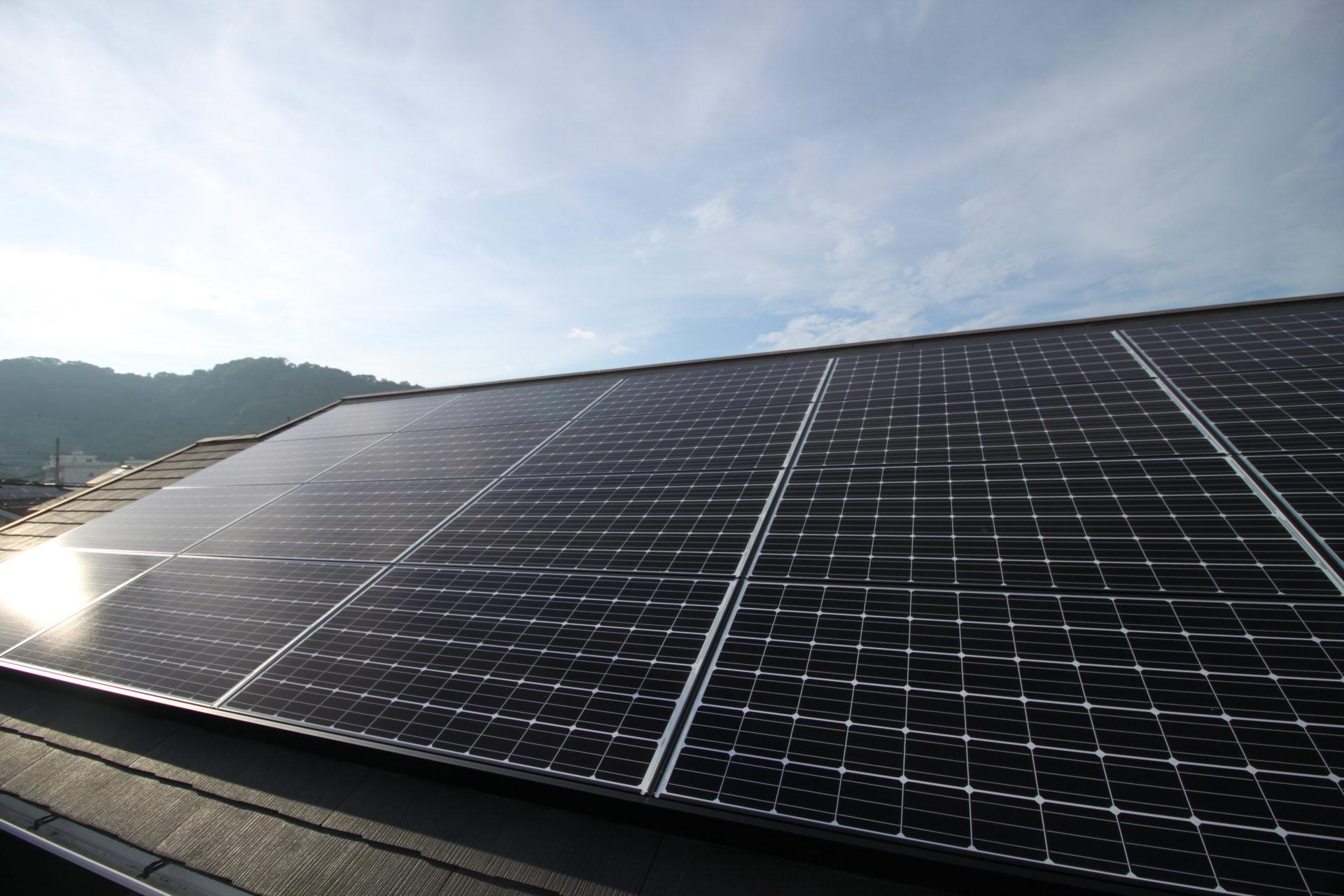 太陽光発電 HIT